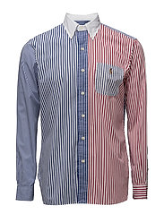 Standard Fit Cotton Shirt - 1810 FUNSHIRT
