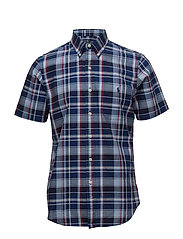 Plaid Sport Shirt - 1849 PIGMENT MU