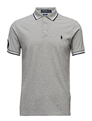 Wimbledon Custom Fit Polo - SPRING HEATHER
