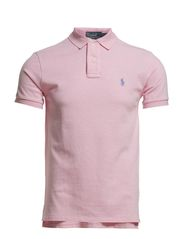 SS KC SLIM FIT POLO PPC - CARMEL PINK