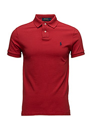 SS KC SLIM FIT POLO PPC - RL2000 RED