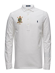Classic Featherweight Polo - WHITE