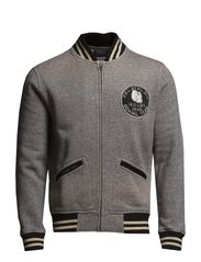 LS VARSITY JKT MDL 2 - BATTALION HEATH