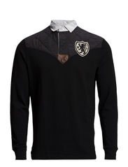 LS RUGBY MDL 3 - POLO BLACK