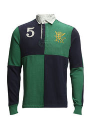 LS RUGBY MDL 3 - ENGLISH GREEN/D