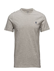 Custom Fit Cotton T-Shirt - NW GREY HEATHER