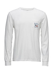 Custom Fit Cotton T-Shirt - WHITE
