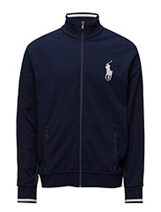 Wimbledon Ball Boy Jacket - FRENCH NAVY MUL