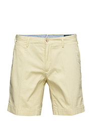 Straight Fit Pima Chino Short - CORN