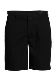 STRAIGHT FIT NEWPORT SHORT - POLO BLACK