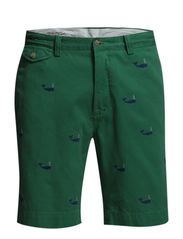 CLASSIC FIT GREENWICH SHORT - CRUISE GREEN/NA