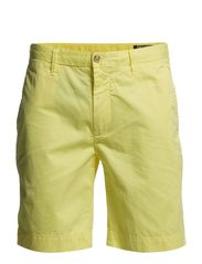 NEWPORT STRAIGHT FIT SHORT - JAMAICAN YELLOW