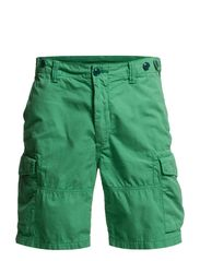 CORPROL RELAXED FIT CARGO SHT - LIFEBOAT GREEN