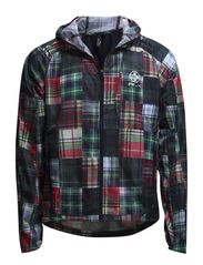 AC PASSAGE FLY JACKET - MADRAS PRINT MU