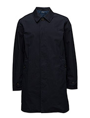 Water-Repellent Commuter Coat - COLLEGE NAVY