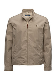 Water-Repellent Twill Jacket - SOFT KHAKI