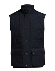 SOUTHBURY QUILTED VEST - AVIATOR NAVY