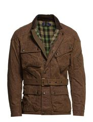 CYLINDER BIKE JACKET - LITCHFIELD HONE