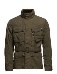 AC NORTHFIELD 4PKT JKT W/LINER - DARK LODEN