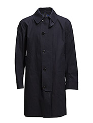 PENSACOLA MAC COAT - COLLEGE NAVY