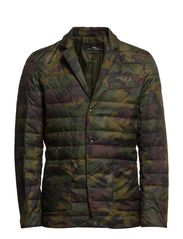 AC PACKABLE DOWN SPORTCOAT - TRAILWIND CAMO