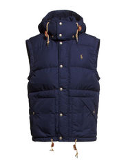 ELMWOOD DOWN VEST - AVIATOR NAVY