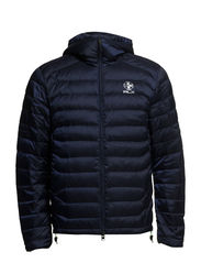 AC ETHER DOWN JACKET HOOD - FRENCH NAVY