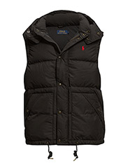 ELMWOOD DOWN VEST - POLO BLACK