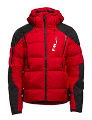 AC NEW CORE DOWN JACKET - PATRIOT RED/POL