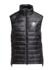 AC EXPLORER DOWN VEST - DARK STEEL
