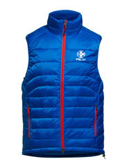 AC EXPLORER DOWN VEST - HORIZON BLUE