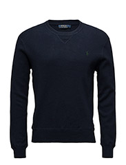 CNSWEATSHIRT-LONG SLEEVE-SWEAT - HUNTER NAVY