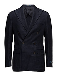 Morgan Linen Sport Coat - DARK NAVY
