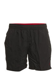 HAWAIIAN BOXER - POLO BLACK/RL