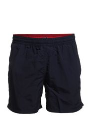 HAWAIIAN BOXER - NWPRT NAVY/RED