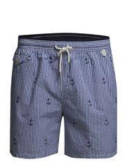 TRAVELER SHORT - 36 BLUE ANCHORS