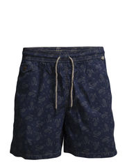 TRAVELER SHORT - 01 BANDANA PAIS