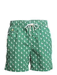 TRAVELER SHORT - 09 GREEN SAILIN