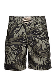 PALM ISLAND TRUNK - CAMOUFLAGE TROPIC