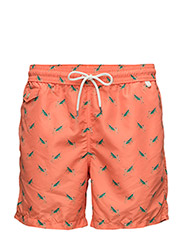 5¾-Inch Traveler Swim Trunk - GRASSHOPPER