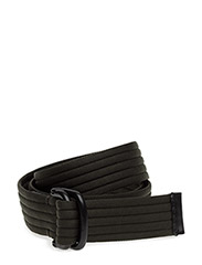 Double Ring Casual Belt - COMPANY OLIVE