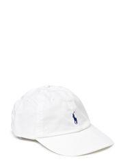 CLASSIC SPORT CAP W/ PP - WHITE/MARLIN BL