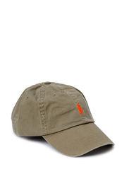 CLASSIC SPORT CAP W/ PP - BASIC OLIVE/ORA