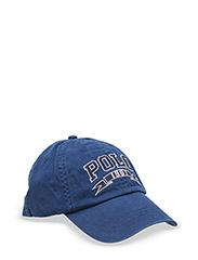 Cotton Chino Sports Cap - HOLIDAY NAVY