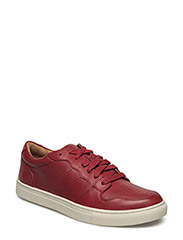 JESTON CALFSKIN SNEAKER - RL 2000 RED