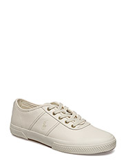 TYRIAN LEATHER SNEAKER - ARTIST CREAM