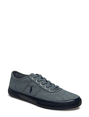 TYRIAN CANVAS LOW-TOP SNEAKER - VINTAGE BLUE