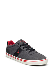 HANFORD-NE-SNEAKERS-VULC - BLACK