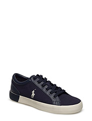 ALDRIC CANVAS SNEAKER - NEWPORT NAVY