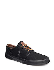 FAXON LOW-NE - BLACK/BLACK